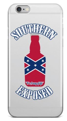 Southern Exposed Iphone case