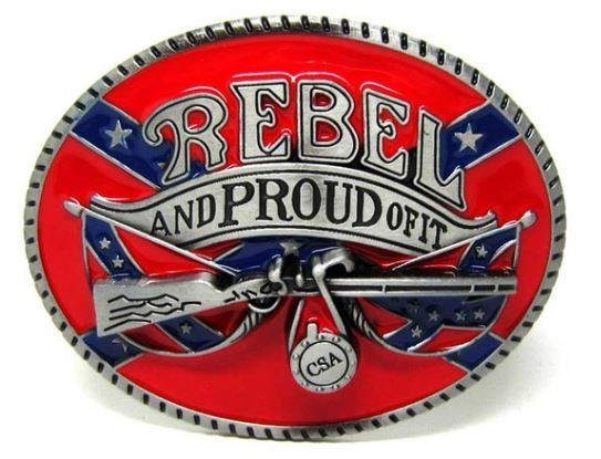 Rebel and Proud of it