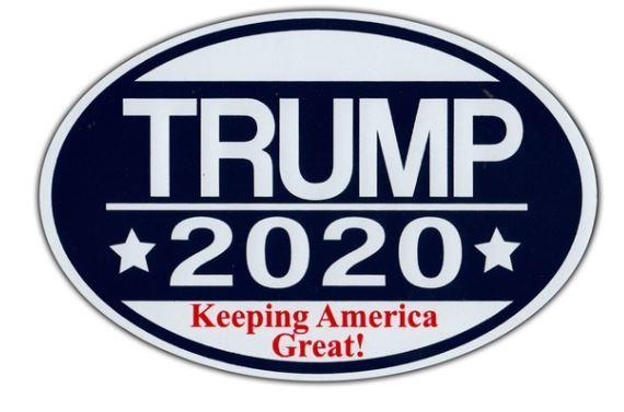 Trump 202 Magnet car sticker