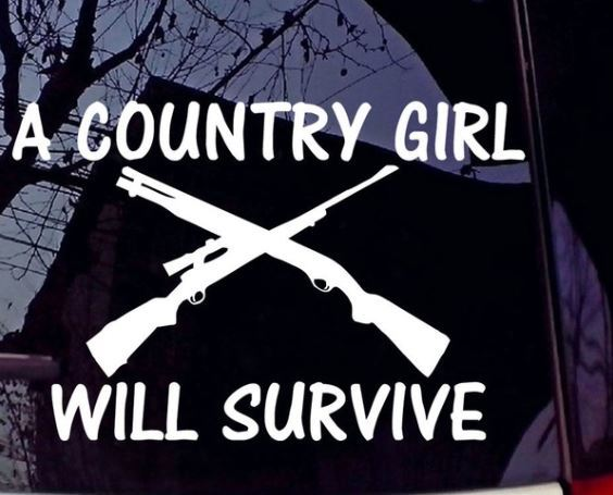 A Country Girl can Survive
