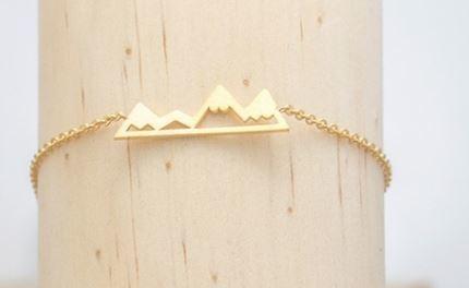 Mountain View Bracelet
