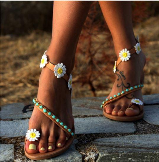 Daisy Sandal