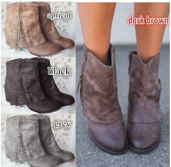 Gypsy Cowgirl Booties