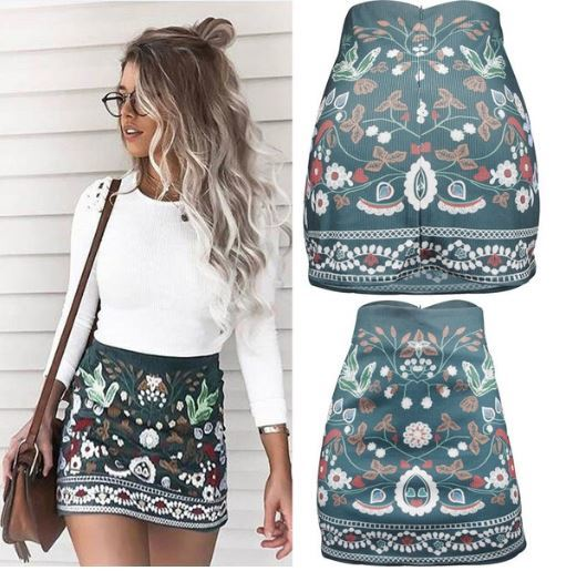 Forest Dweller Skirt