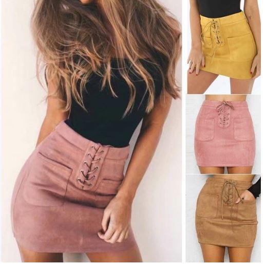 Painted Stone Skirt