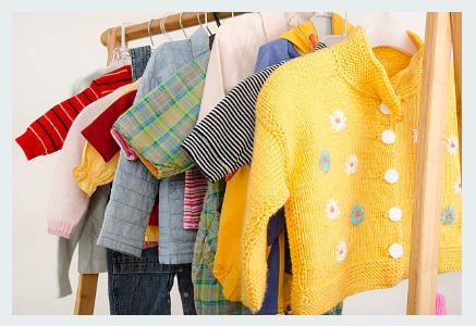 Buying Designer Children's Clothes