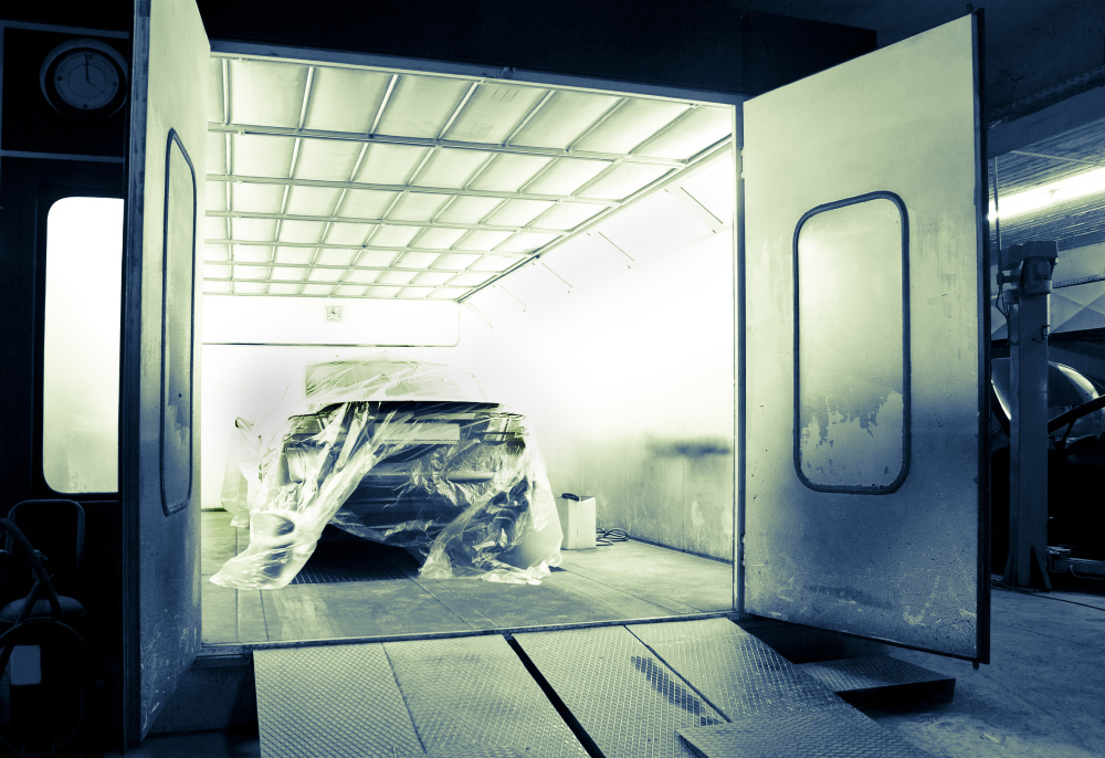 Why Acquire Quality Spray Paint Booth from the Leading Manufacturers