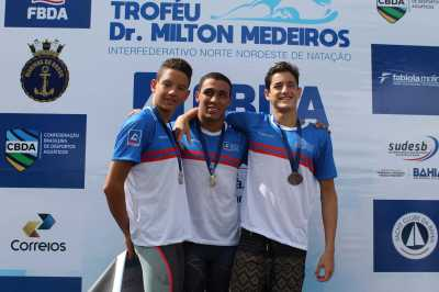 Torneio Interfederativo Norte | Nordeste - Troféu Milton Medeiros.
