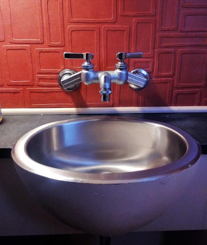 Custom faucet
