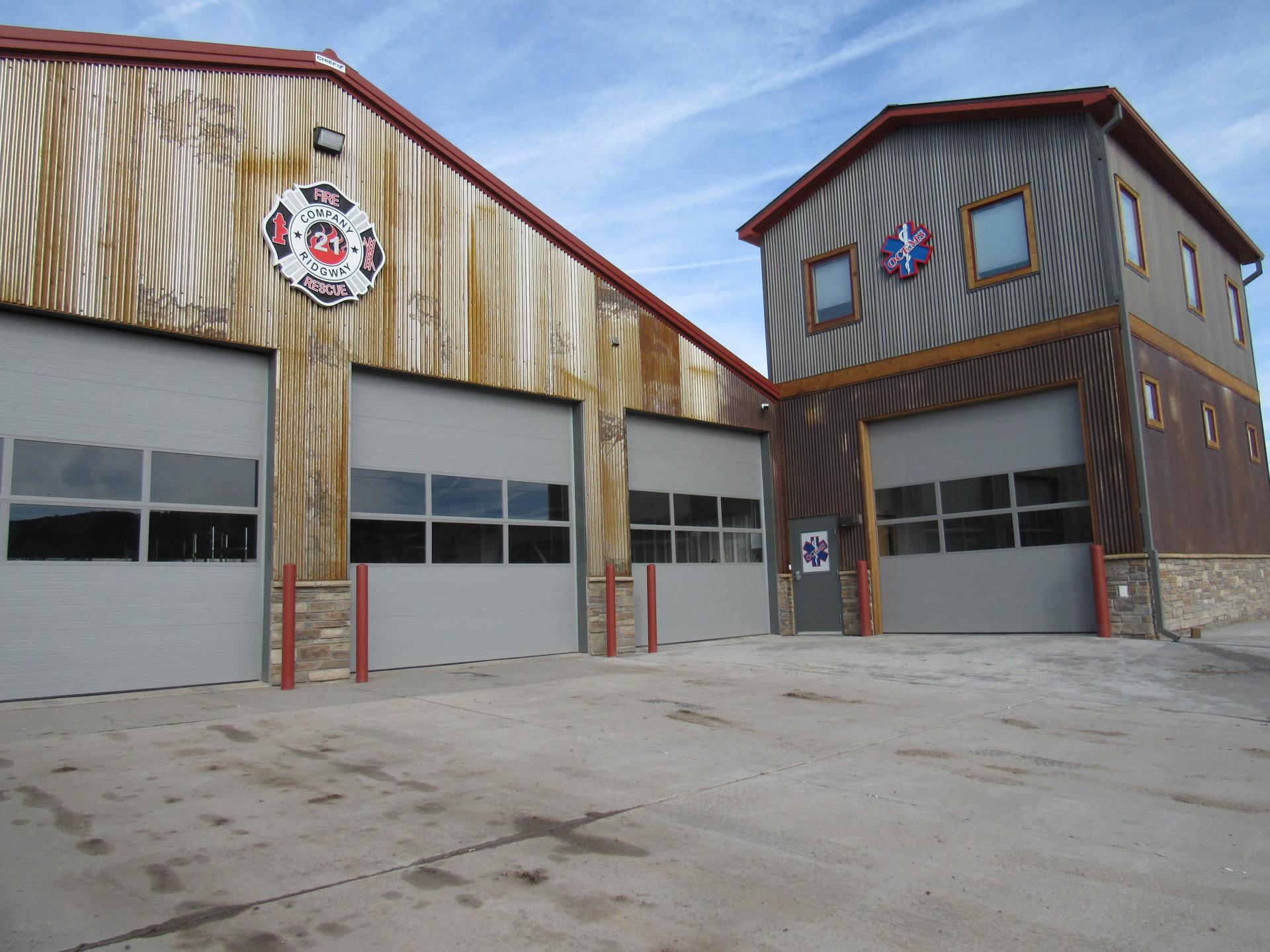Ridgway Fire Station