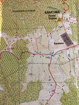 Two River Trail on Mosslands farm - 24 and 25 March
