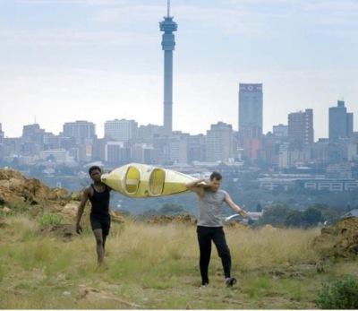7 Nov:  Piers Cruickshanks & Siseko Ntondini: The true story behind 'Beyond the River'