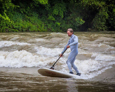 2 May: Chris Couve: Paddling Returns to its African Roots