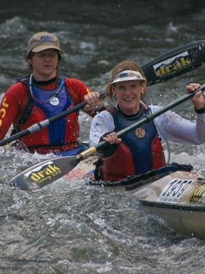 4 Apr: Cally Henderson: Paddling the Dusi Canoe Marathon