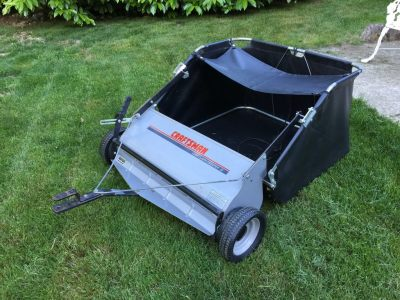 Get More Ideas About What's a Lawn Sweeper