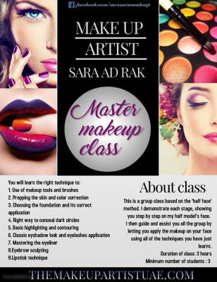 Learn To Apply Makeup Courses