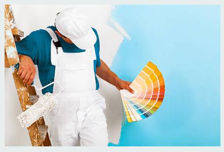 Having a Paint Job Done to Your Establishment