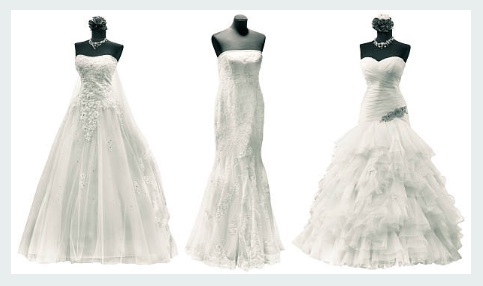 Things That Define the Perfect Wedding Dress