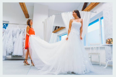 Guaranteeing that you Get the Right Wedding Dress for You