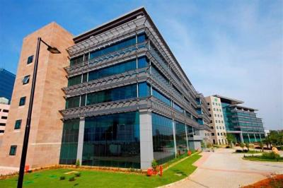Hyderabad Phase 2 Office Building LEED Gold Certified Certification