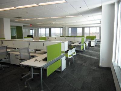 Charlotte Office Interior Design