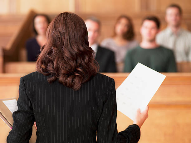 Top Qualities of an Effective Defense Legal Representative