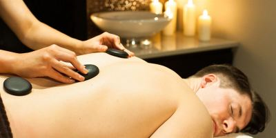 Hot Stone Massage in Mysore