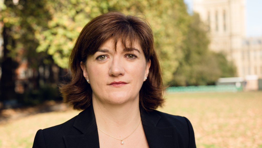 Chairman's Business Briefing with  Rt Hon Nicky Morgan MP