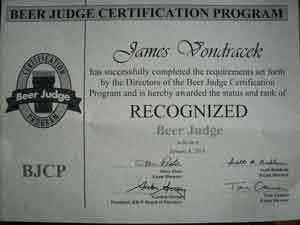 I'm a Recognized Judge!