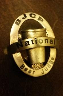 I'm a National Judge!