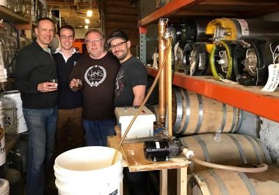 Barrel-Aged Biere de Garde