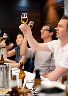 Beer Tasting and Evaluation Workshops