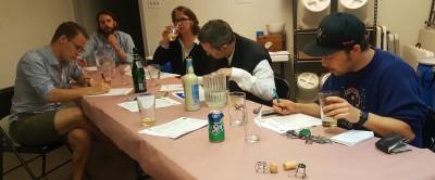 Workshop on Belgian Beer Styles and Evaluation
