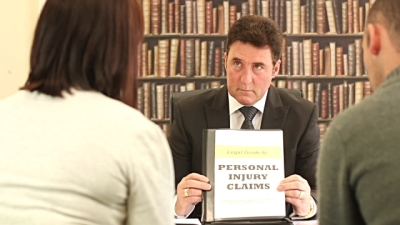 It Shouldn't Stress You Out to Hire a Personal Injury Lawyer
