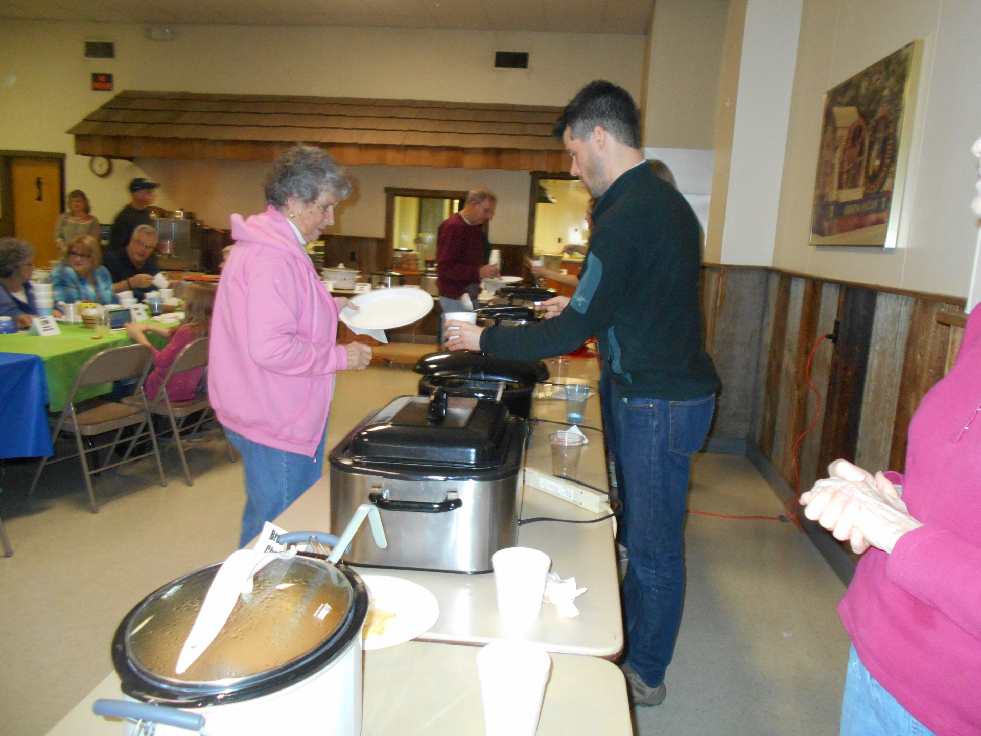 Empty Bowls Soup Dinner