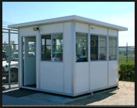 Things to Consider When Looking to Get a Great Guard Booth