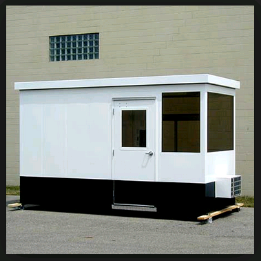 All about Guard Booths