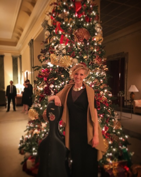 Christmas at the California Club
