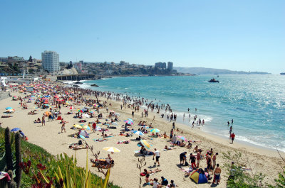 Viña y Valparaiso