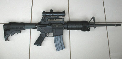 The AR-15  History of the ArmaLite Rifle