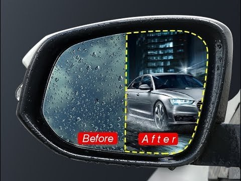 LAVIN NANO® - RAIN PROOF REARVIEW