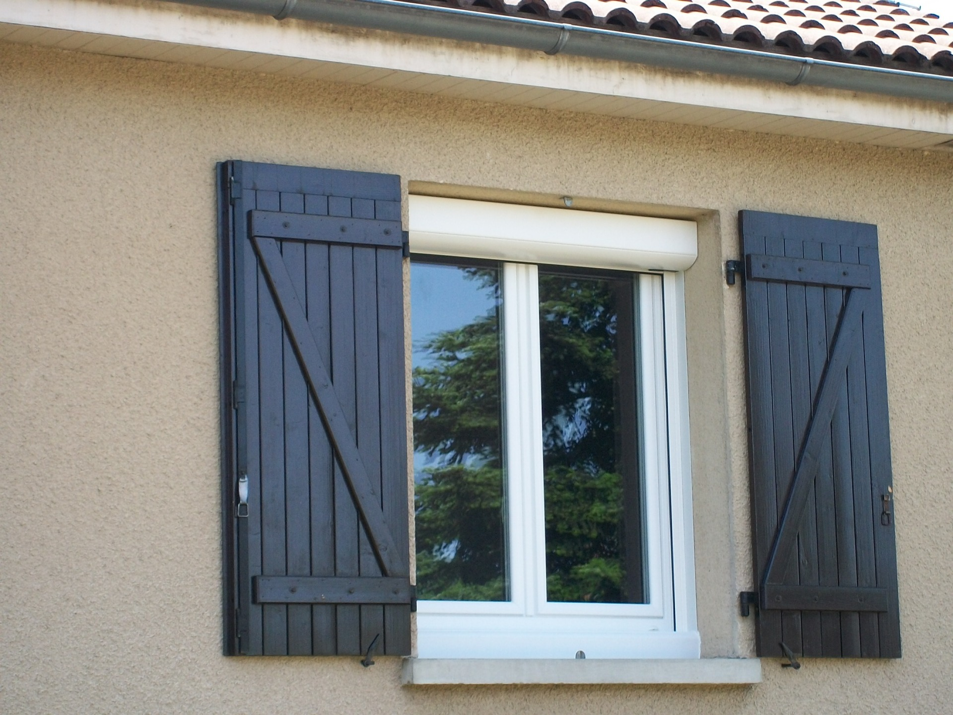 Pose de fenêtres PVC Après travaux