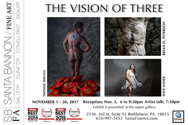 THE VISION OF THREE