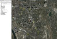 QGIS Development - Lokacije Headend-ova - tehničkih soba
