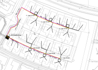 AND Fibre co. - Planiranje trasa položaja kablova
