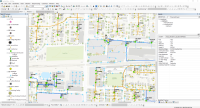 ArcGIS - Facility Map - Electric Network