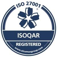 ISOQAR logo - ISO 27001