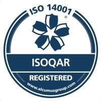 ISOQAR logo - ISO 14001