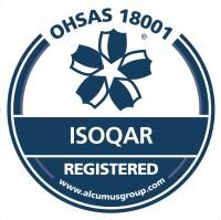 ISOQAR logo - ISO 18001