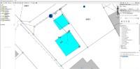 Koaxial Home connection, Autodesk Topobase 2011